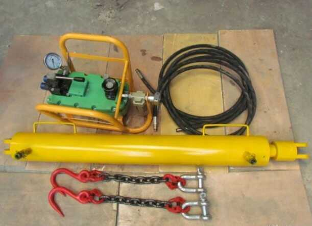 ballbet体育官网机配件——液压紧链器
