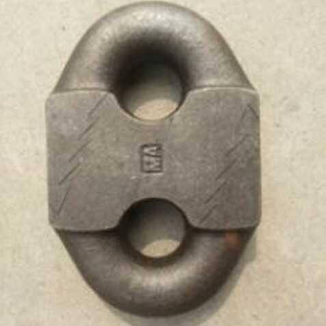 34×126弧齿扁平接链环